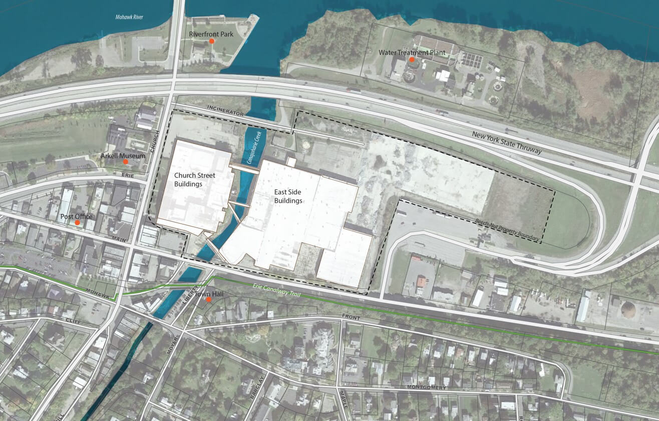 Exit 29 Redevelopment Project Site Plan